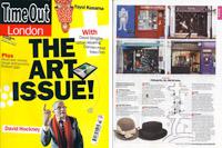 ESHK, Hair, Time Out, magazine, press, London, best hairdresser