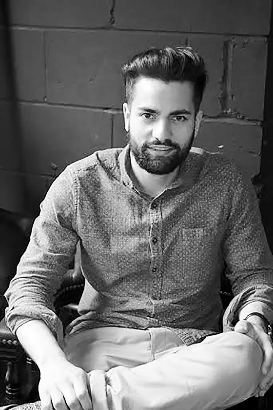 Meet Daniele - stylist at ESHK Hair Shoreditch