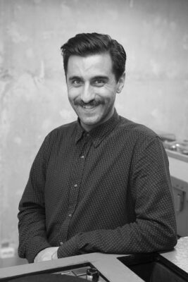 Meet Miguel, Director and Stylist of our ESHK Neukölln branch.