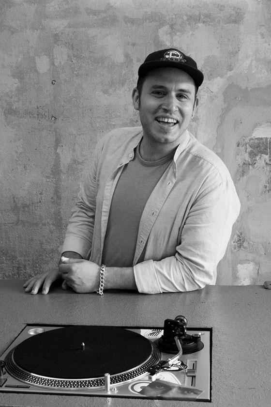 Meet Charles, stylist at ESHK Friseur Neukölln, Berlin.