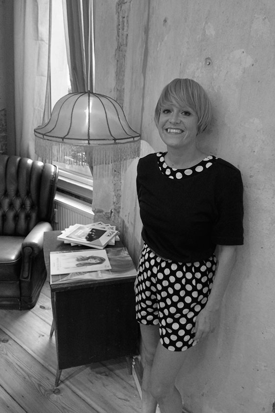 Meet Maribel, manager at ESHK Neukölln, Berlin