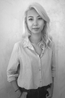 Meet Viann, stylist at ESHK Hair Clerkenwell