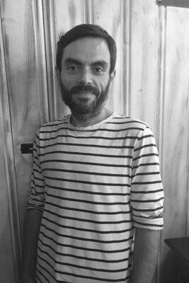 Meet Jaizki, stylist at ESHK Hair Barbican, London.