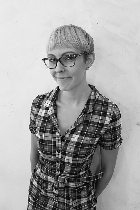 Meet Becky, stylist at ESHK Hair Clerkenwell, London - ballayage, colour, cuts