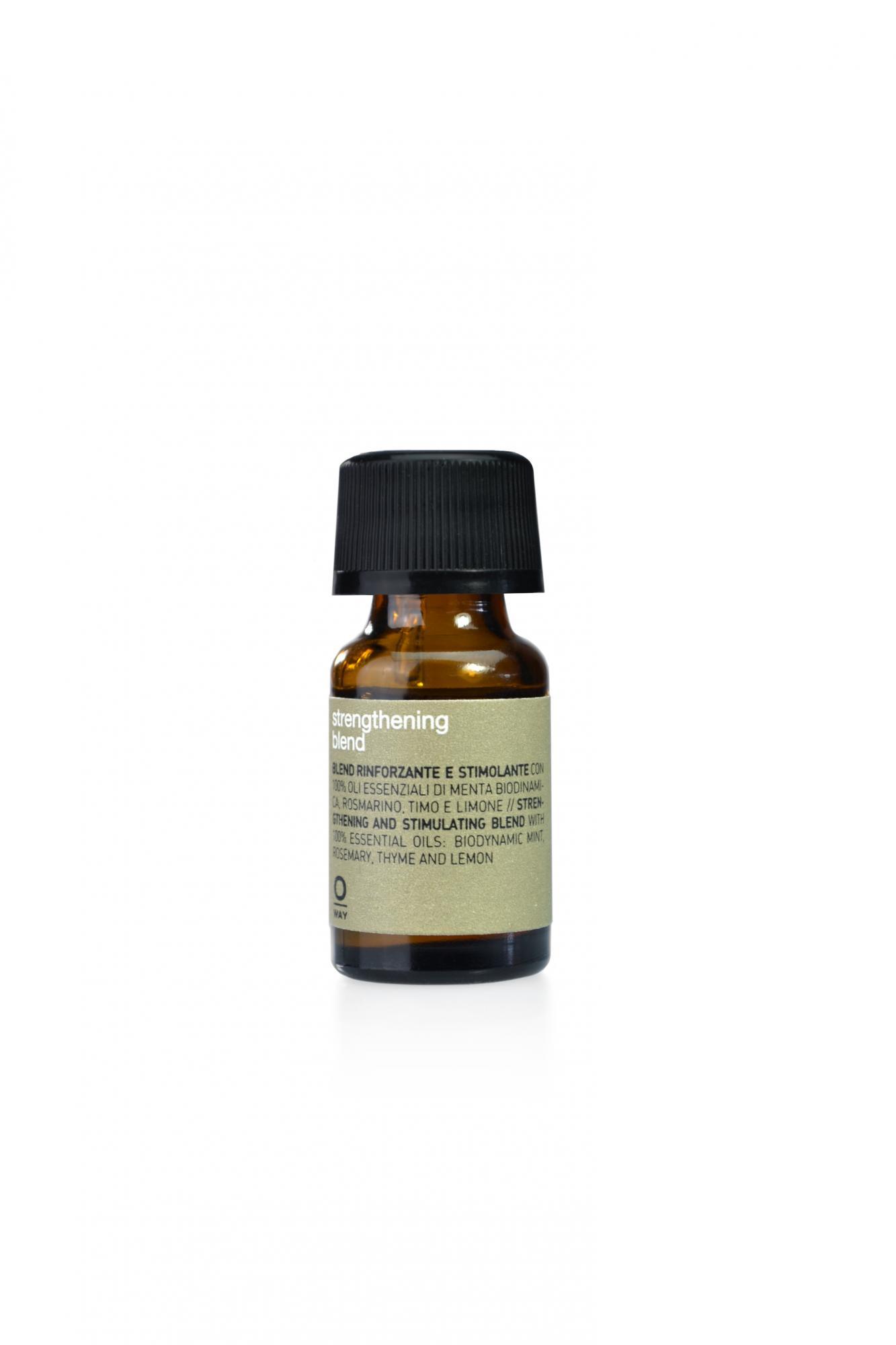 Oway Herbs n Clay Peeling Cleansing strengthening blend