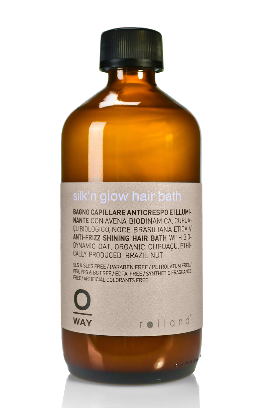 Oway SilknGlow Hair bath