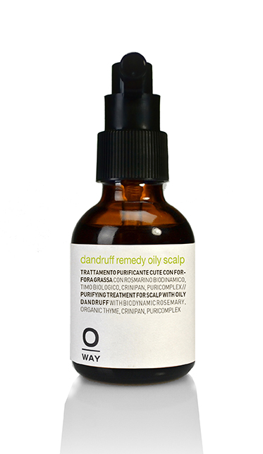 Oway purifying Dandruff remedy oily scalps