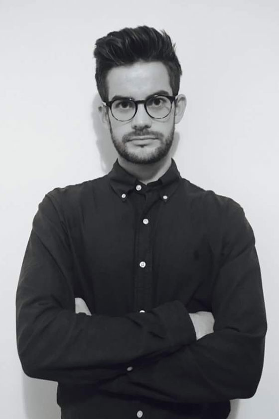 Meet Maxime, stylist at ESHK Hair Shoreditch