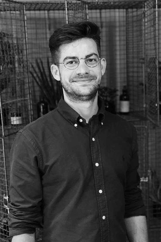 Meet Maxime, stylist at ESHK Hair Shoreditch