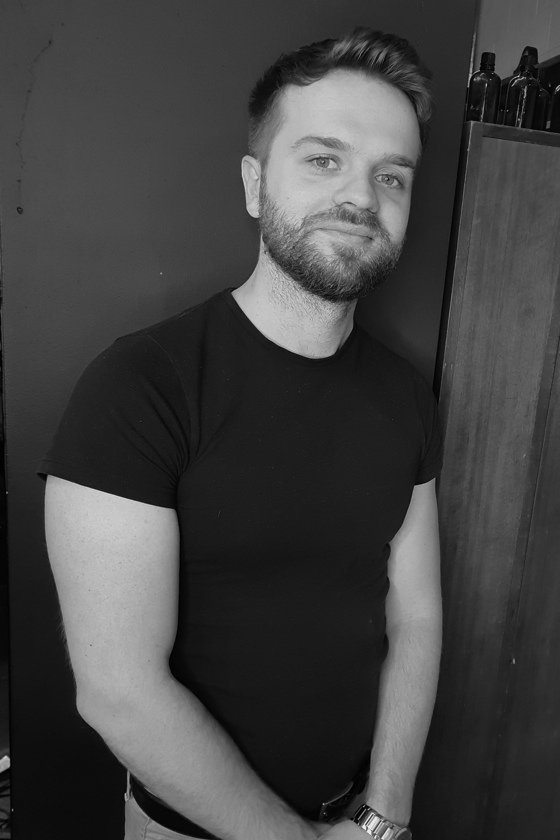 Meet Niko, stylist at ESHK Hair Barbican, London.