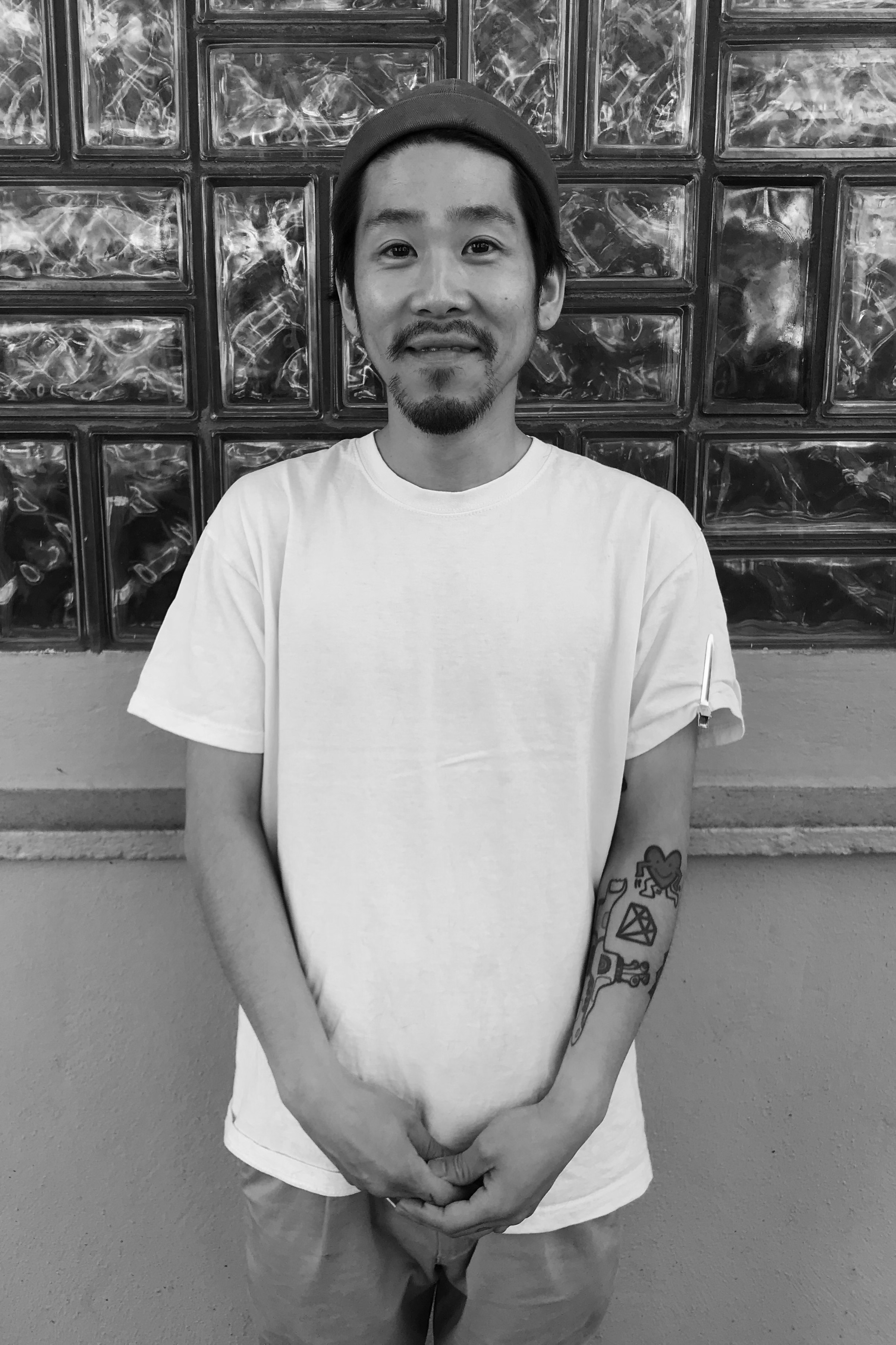 Meet Kosuke, styilst at ESHK Hair Moabit, Berlin.