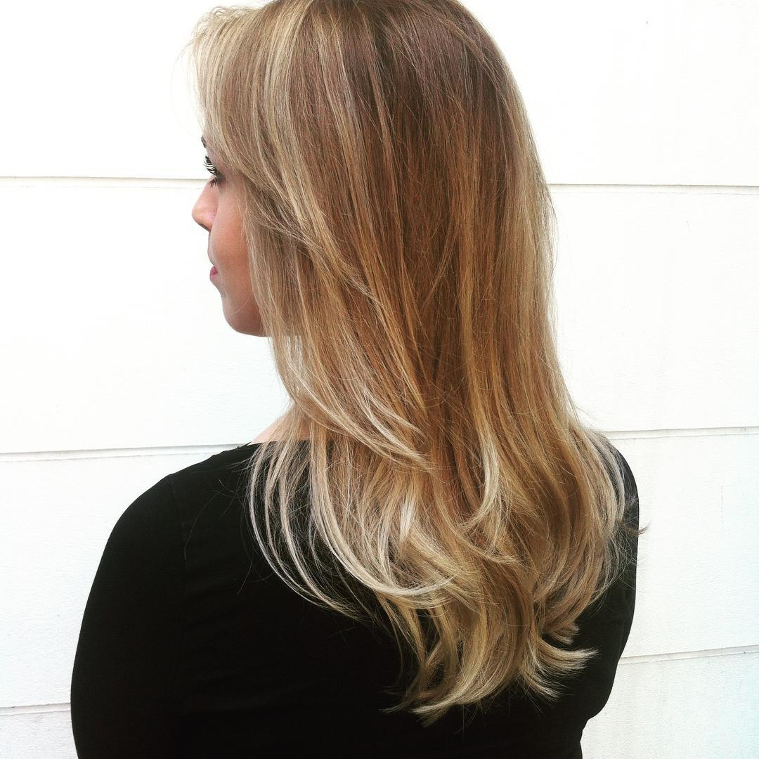 balayage in neukolln berlin long blonde hair