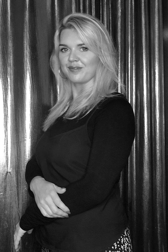 Charlotte hairstylist in Farringdon / Barbican London