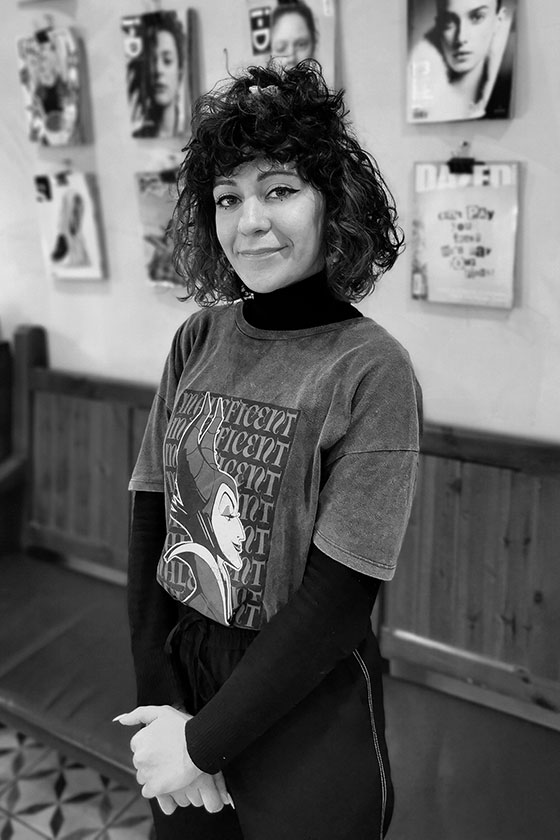 lucia hairstylist in clerkenwell london