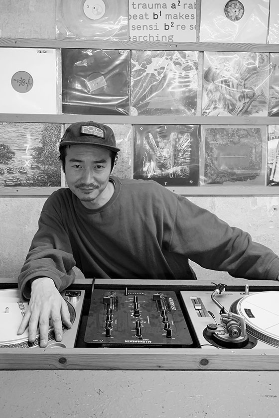 Tomoki music curator ESHK Records Berlin
