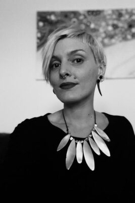 Italian hairstylist at ESHK Barbican London