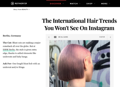 international hair trends you won't see on instagram by refinery29